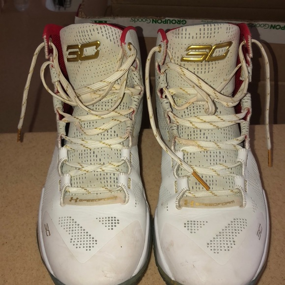 8dd9a198ba4 Curry 2 All star Under armor. M 5adcf237f9e50132a733338f
